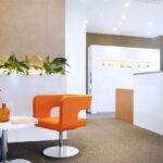 Kanceláře projekční firmy PPS Kania v Ostravě