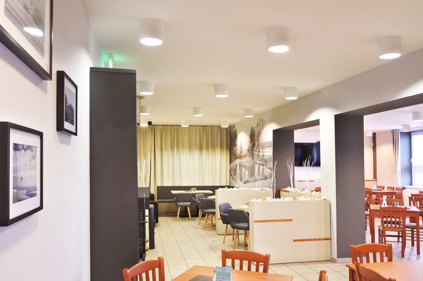 Re-design Restaurace Gól ve Velké Polomi.