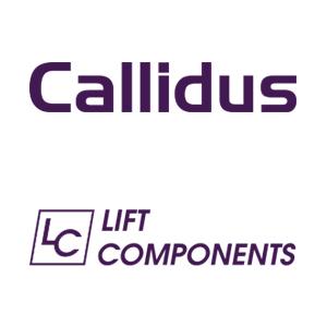 Design produktových řad výrobků firmy Callidus, lídra na poli zabezpečení prodejen a ochrany zboží. Designu nových řad výtahových kabin osobních výtahů firmy Lift Components.