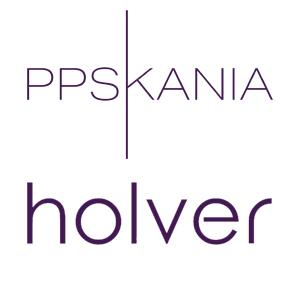 Návrhy a realizace kanceláří projekční firmy PPS Kania a finanční firmy Holver.