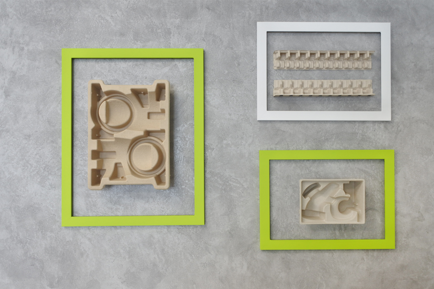 Design interiérů firmy Tridas
